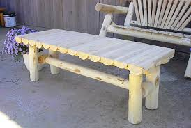 White Cedar Log Furniture Barn Usa Image Breathtaking Making A