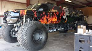 Monster Truck Ride Las Vegas | Sin City Hustler Monster Truck Build