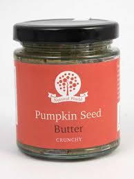 Pumpkin Seeds Glycemic Index by Pumpkin Seed Butter Nutural World