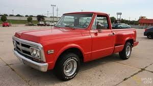 Classic 1970 GMC C/K Stepside Pickup For Sale #4935 - Dyler 1970 Chevy Cst 10 396 Short Box Chevrolet 70 6772 Pickup Gmc 1971 Gmc Truck Youtube 2017 Sierra Denali 2500hd Diesel 7 Things To Know The Drive Green With A White Roof 1947 Present Southern Kentucky Classics Welcome 2004 1500 Tis 535mb Rough Country Suspension Lift 4in 34 Ton Longhorn For Sale Classiccarscom Cc909895 On Autotrader Cc1061797 Silver Medal Hot Rod Network Code Blue Custom Trucks Truckin Magazine