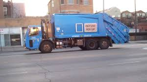 100 Garbage Truck Youtube City Of Chicago Hybrid CCCLoadmaster Refuse YouTube