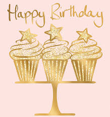 Happy Birthday Cupcakes…Glitterati