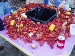 Crawfish Boil Table Decorations by 47 Best Crawfish Boil Party Images On Pinterest Cajun Recipes