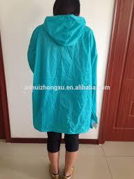 girls rain jacket girls waterproof jacket ladies pvc raincoats