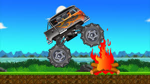 100 Destroyer Monster Truck Stunts Kids YouTube