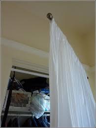 Umbra Curtain Rod Amazon by Swing Arm Curtain Rod Ebay Curtains Gallery
