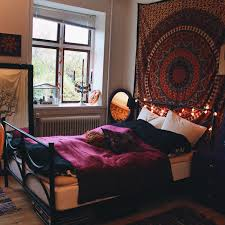 bedroom bohemian inspired bedding boho apartment decor cool boho