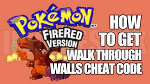 How to Walk Through Walls Pokemon Fire Red GBA4IOS iOS 11 10 9