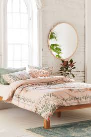 Lush Decor Serena Bedskirt by Best 25 Floral Comforter Ideas On Pinterest Rose Gold Bed