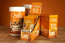 Cinnamon Crunch Quest Protein Gets A Full Public Release