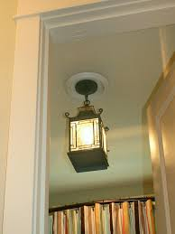 Split Design Ceiling Medallion by Replace Recessed Light With A Pendant Fixture Hgtv