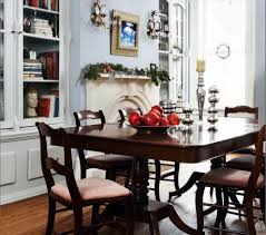 Dining Room Table Decorating Ideas by Small Dining Room And Kitchen Classical Carving Wooden Table Area