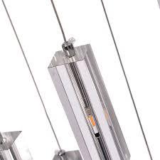kristall treppenhaus doppel spirale kronleuchter moderne