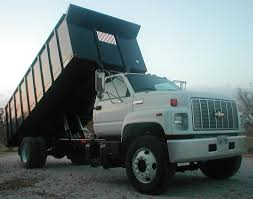 My Experience With A Daily-Driver Dump Truck, And Why I Miss It ...