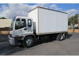 100 16 Ft Box Truck 2007 ISUZU FVR Cab And Chassis Van Fontana CA