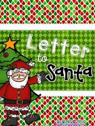 121 best Letters to Santa images on Pinterest