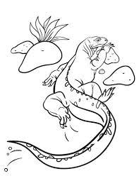 Printable Komodo Dragon Coloring Page Free PDF Download At Coloringcafe