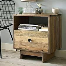Simple Bedside Table Easy Diy Brandgapco