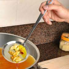 siebe seiher edelstahl langstiel küche lebensmittel wasser