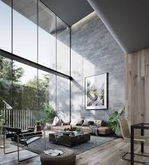 100 Modern House Interiors Decorating Contemporary Style Interior New Design
