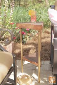 Outdoor Side Table Ideas Patio Side Tables Design Whit