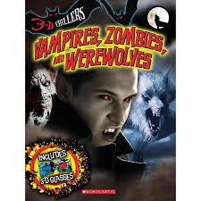 Vampires Zombies And Werewolves