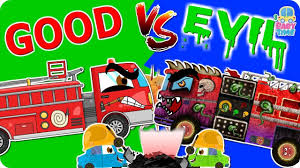 Good Vs Evil Fire Truck   Learning Videos For Children   ESL ... Good Vs Evil Police Car Scary Monster Truck For Kids Learn Street The Classic Pickup Buyers Guide Drive To Transformation W Vehicles Names Fire When You Hear The Name Rutledge Wood Think Of That Funny Fast Here For A Time Not Long Trucks Pinterest June 8 I80 East Winnemucca Nv Images Collection What Mexican Food Truck Names A Wonderful Knapheide Confident In Its New Alinum Flat Bed Medium Duty Work Leer Dcc Commercial Cap Custom Trucks Off Road Classifieds 2006 Dodge Ram 2500 4x4 Laramie 59 Diesel Julians Hot Wheels Blog Ice Cream Super Van