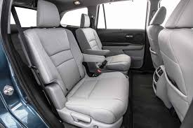 Honda Pilot Touring Captains Chairs by 2016 Honda Pilot Captains Chairs In Rocket Potential