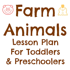 Tot School Farm Animals Lets Learn Together Pinterest Tot