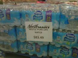 8349 For A Case Of Water Welcome To Nunavut
