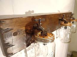Vanities Find This Pin And More On Rustic Love Vanity Light Bar Diy