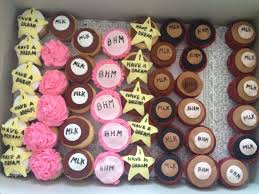 Black History Month Cupcakes