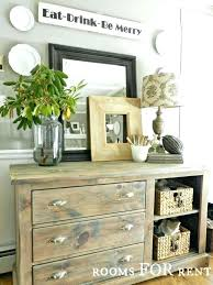 Dining Room Buffet Decor How To Decorate A Amusing Decorating Ideas And Hutch Set