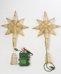 Unlit Christmas Tree Toppers by Bethlehem Star Tree Topper Tree Classics