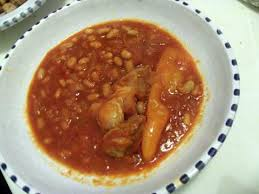 recettes de cuisine tunisienne recette de plat tunisien aux haricots blancs sauce loubia