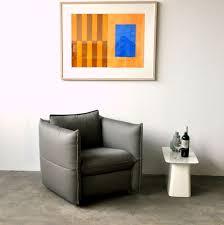 vitra mariposa club swivel armchair aura stein