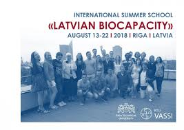 100 Where Is Latvia Located International Summer School N Biocapacity Riga Technical