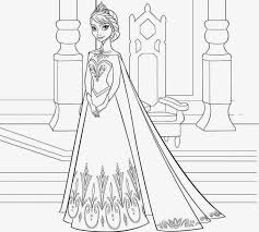 Lovely Free Coloring Pages Frozen Awesome