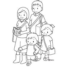 Coloring Pages Family 91