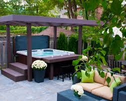 Hydropools Amazing 670 Self Cleaning Hot Tub With Gazebo. Www ... Hot Tub Patio Deck Plans Decoration Ideas Sexy Tubs And Spas Backyard Hot Tubs Extraordinary Amazing With Stone Masons Keys Spa Control Panel Home Outdoor Landscaping Images On Outstanding Fabulous For Decor Arrangement With Tub Patio Design Ideas Regard To Present Household Superb Part 7 Saunas Best Pinterest Diy Hottub Wood Pergola Wonderful Garden