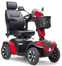 Drive Medical Panther Heavy Duty 4 Wheel Electric Power Mobility Scooter 20