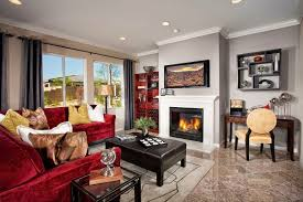 Red Living Room Ideas by Home Design Red Living Room Knockout Natural White Black Decor