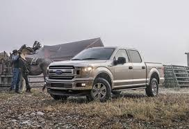 100 Fuel Economy Trucks 2018 Ford F150 Boasts Bestinclass Towing Rating Improved Fuel