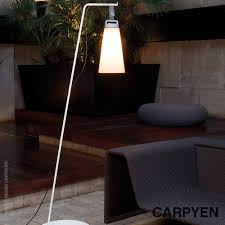 Sasha Outdoor Floor Lamp Carpyen