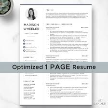 One Page Resume With Photo / CV Template With Photo / Creative | Etsy The Resume Vault The Desnation For Beautiful Templates 1643 Modern Resume Mplate White And Aquamarine Modern In Word Free Used To Tech Template Google Docs 2017 Contemporary Design 12 Free Styles Sirenelouveteauco For Microsoft Superpixel Simple File Good X Five How Should Realty Executives Mi Invoice Ms Format Choose The Best Latest Of 2019 Samples Mac Pages Cool Cv Sample Inspirational Executive Fresh