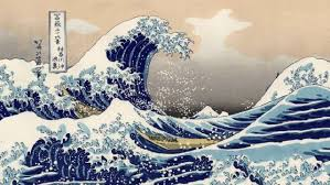 See The Great Wave Off Kanagawa At NGV In Melbourne