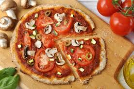 How To Make A Healthy Pizza By HealthyFoodTeam