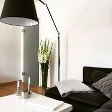 Tolomeo Mega Floor Lamp by Artemide Tolomeo Mega Terra Schwarz Stehleuchte Lampen