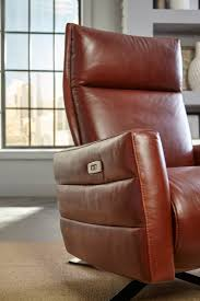 Natuzzi Brown Leather Swivel Chair by Natuzzi Editions Sofia Recliner Buy Leather Electric Recliner
