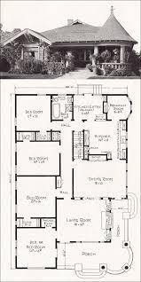 Craftsman Style Floor Plans Bungalow by 92 Best Bungalow Craftsman Porches Images On Pinterest Craftsman